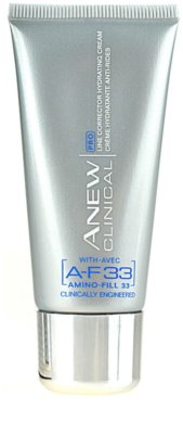 Avon Anew Clinical crema hidratante efecto relleno antiarrugas
