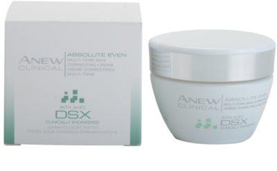 Avon Anew Clinical krém pro sjednocení barevného tónu pleti 2