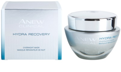Avon Anew Clinical mascarilla de noche hidratante 2