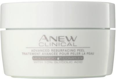Avon Anew Clinical discos exfoliantes faciales