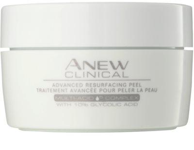 Avon Anew Clinical peelingové pleťové tamponky