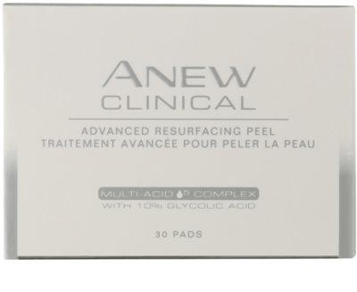 Avon Anew Clinical discos exfoliantes faciales 2