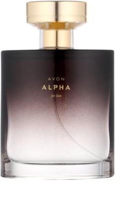 Avon Alpha For Him тоалетна вода за мъже