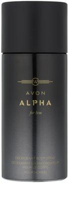 Avon Alpha For Him Deo-Spray für Herren