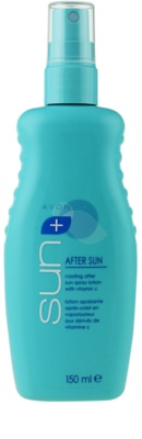 Avon Sun After Sun leite refrigerante after sun  em spray