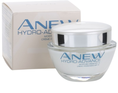 Avon Anew Hydro-Advance hidratáló krém SPF 15 2