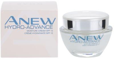 Avon Anew Hydro-Advance hidratáló krém SPF 15 3