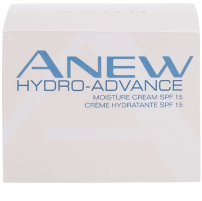 Avon Anew Hydro-Advance hidratáló krém SPF 15 4