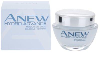 Avon Anew Hydro-Advance хидратиращ гел крем 2