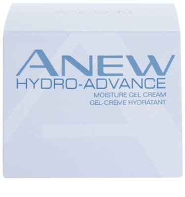 Avon Anew Hydro-Advance хидратиращ гел крем 3