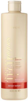 Avon Advance Techniques Instant Repair 7 erneuerndes Shampoo mit Keratin für beschädigtes Haar