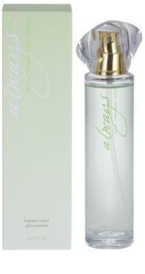 Avon Always spray de corpo para mulheres
