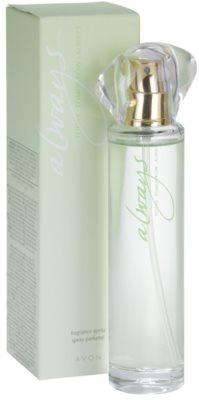 Avon Always spray de corpo para mulheres 1