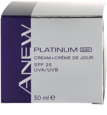 Avon Anew Platinum dnevna krema SPF 25 4