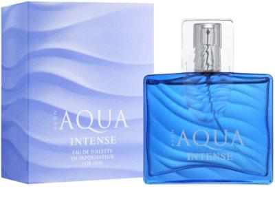 Avon Aqua Intense туалетна вода для чоловіків 1