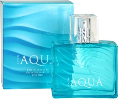 Avon Aqua eau de toilette férfiaknak 1