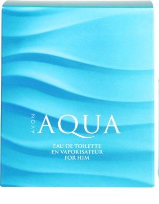 Avon Aqua eau de toilette para hombre 4
