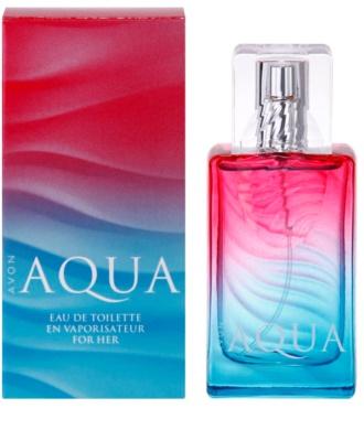 Avon Aqua Eau de Toilette para mulheres