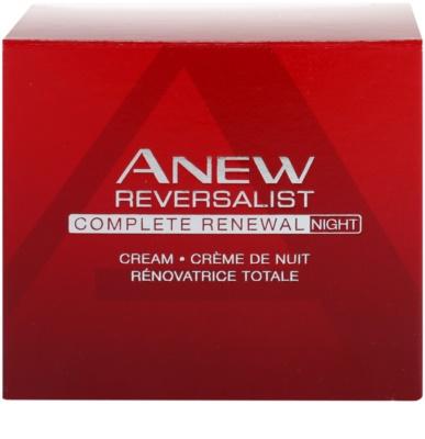Avon Anew Reversalist megújító éjszakai krém 4