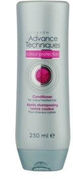 Avon Advance Techniques Colour Protection condicionador para cabelo pintado