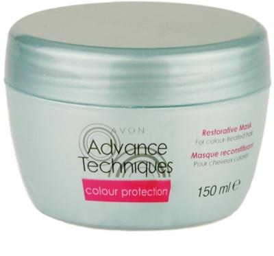 Avon Advance Techniques Colour Protection máscara para cabelo pintado