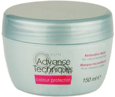 Avon Advance Techniques Colour Protection Maske für gefärbtes Haar
