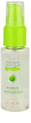 Avon Advance Techniques Daily Shine sérum para todos os tipos de cabelos