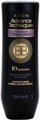Avon Advance Techniques Absolute Perfection balzam za brezhiben videz las