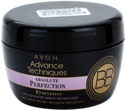 Avon Advance Techniques Absolute Perfection mascarilla BB para un aspecto impecable del cabello