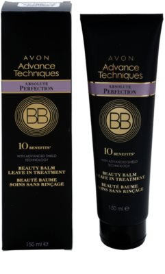 Avon Advance Techniques Absolute Perfection BB Pflege für ein makelloses Aussehen der Haare 1