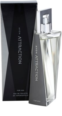 Avon Attraction for Him Eau de Toilette für Herren 1