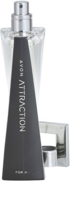 Avon Attraction for Him Eau de Toilette für Herren 4