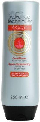 Avon Advance Techniques Strengthen and Protect acondicionador para dar fuerza al cabello