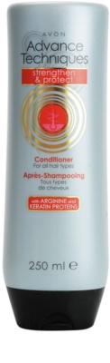 Avon Advance Techniques Strengthen and Protect condicionador para cabelos fortes