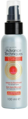 Avon Advance Techniques Strengthen and Protect tratamento capilar para cabelos fortes