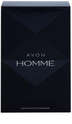 Avon Homme Eau de Toilette pentru barbati 4