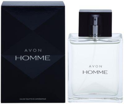 Avon Homme Eau de Toilette pentru barbati