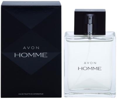 Avon Homme woda toaletowa dla mężczyzn