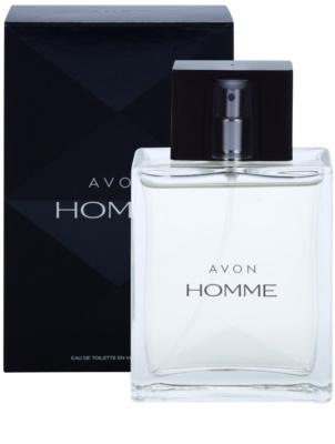 Avon Homme Eau de Toilette pentru barbati 1