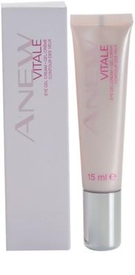 Avon Anew Vitale gel-crema para el contorno de ojos 1