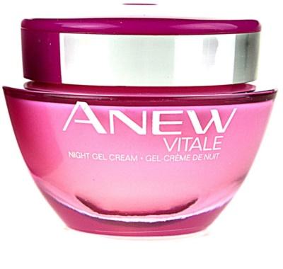 Avon Anew Vitale gelový noční krém