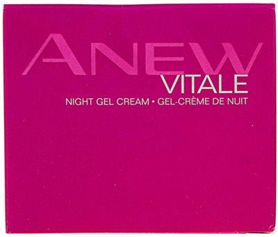 Avon Anew Vitale Gel-Nachtcreme 2