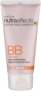 Avon Nutra Effects BB Cream BB creme contra as imperfeições da pele SPF 15