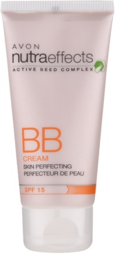 Avon Nutra Effects BB Cream BB Creme für makellose Haut SPF 15