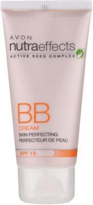 Avon Nutra Effects BB Cream krem BB do skóry z niedoskonałościami SPF 15