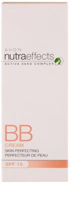 Avon Nutra Effects BB Cream BB Creme für makellose Haut SPF 15 2