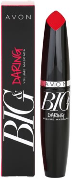 Avon Big & Daring Mascara für Volumen 2