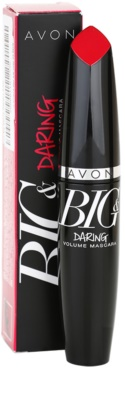 Avon Big & Daring Mascara für Volumen 3