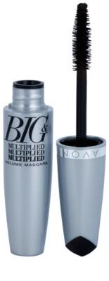 Avon Big & Multiplied tusz do rzęs zwiększający objętość i pogrubiający