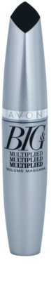 Avon Big & Multiplied tusz do rzęs zwiększający objętość i pogrubiający 1